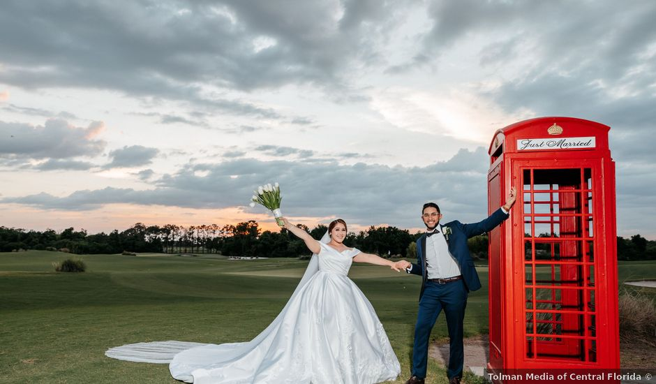 Luis and Andrea's Wedding in Saint Cloud, Florida