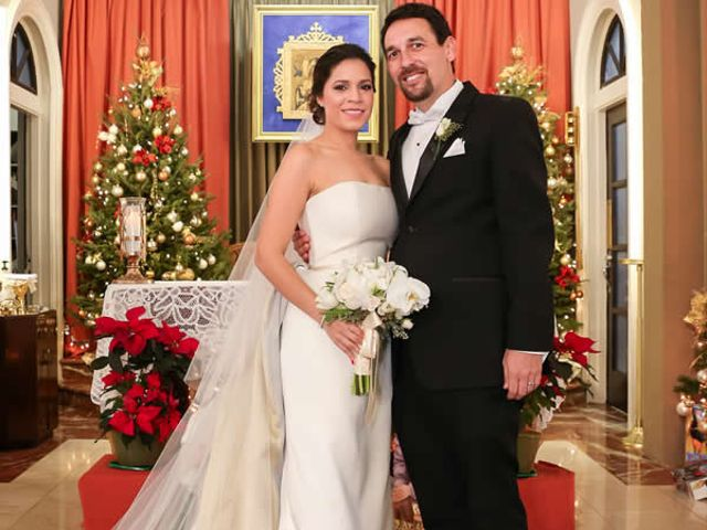 The wedding of Pedro and Ana