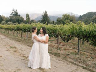 The wedding of Lauren and Meighan