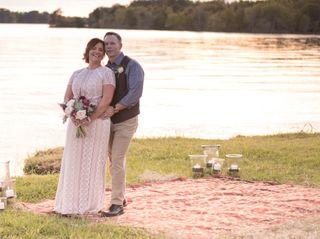 The wedding of Mike and Samara