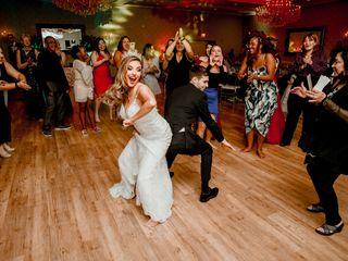 The wedding of Julissa and Luke 1