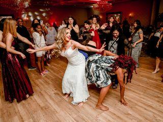 The wedding of Julissa and Luke 2