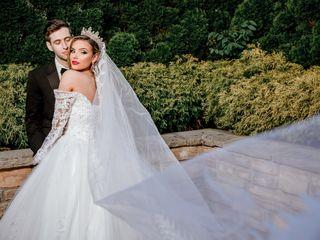 The wedding of Julissa and Luke
