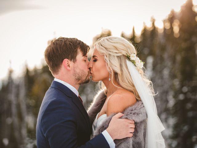 Matt and Cackie's Wedding in Big Sky, Montana 9