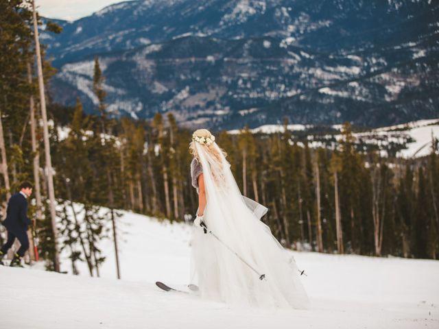 Matt and Cackie's Wedding in Big Sky, Montana 11