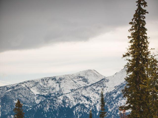 Matt and Cackie's Wedding in Big Sky, Montana 15