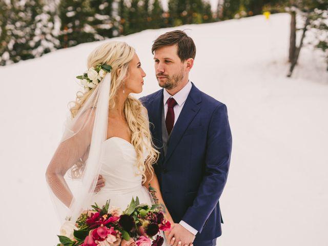 Matt and Cackie's Wedding in Big Sky, Montana 22