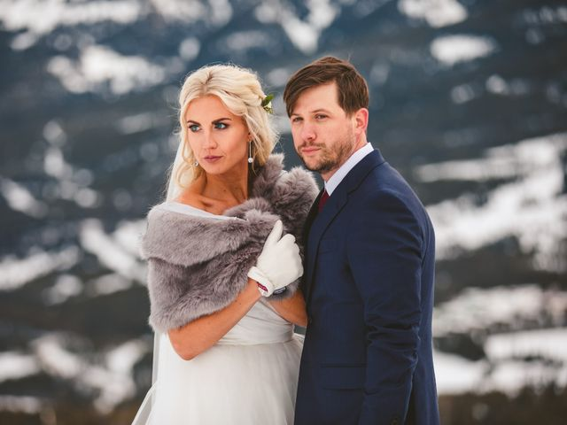 Matt and Cackie's Wedding in Big Sky, Montana 33