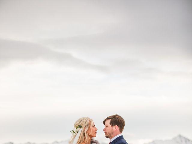 Matt and Cackie's Wedding in Big Sky, Montana 34