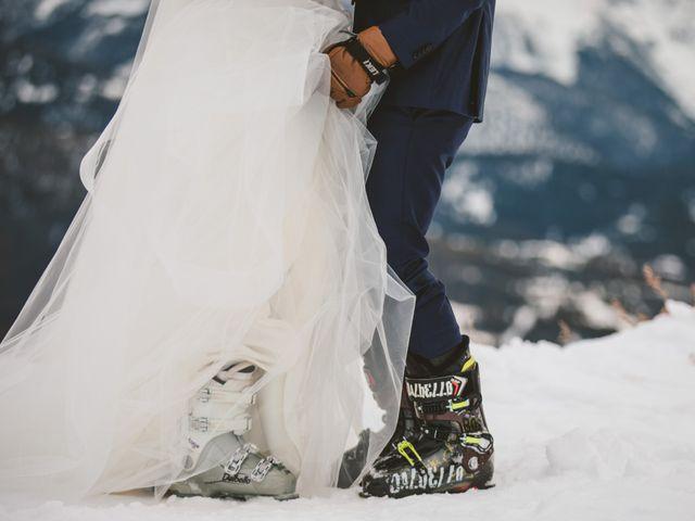 Matt and Cackie's Wedding in Big Sky, Montana 35