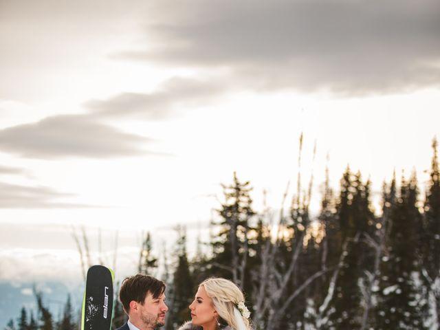 Matt and Cackie's Wedding in Big Sky, Montana 37