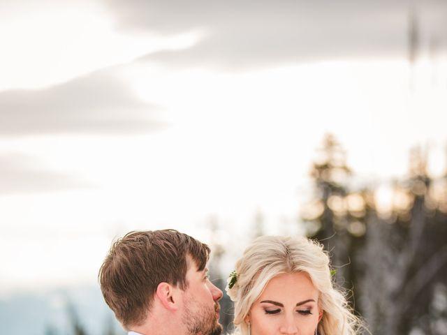 Matt and Cackie's Wedding in Big Sky, Montana 38