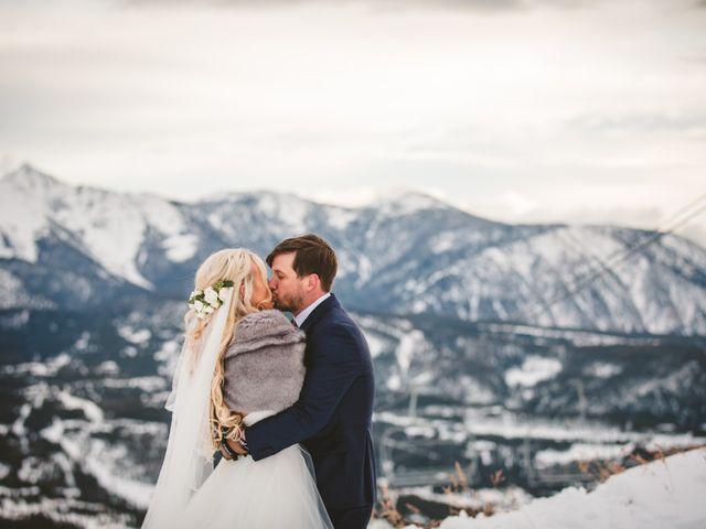 Matt and Cackie's Wedding in Big Sky, Montana 40