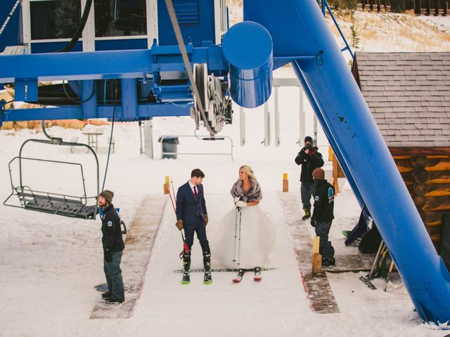 Matt and Cackie's Wedding in Big Sky, Montana 45