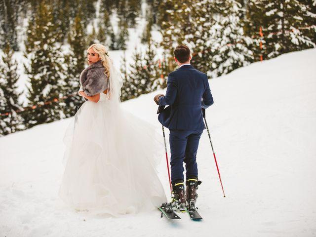 Matt and Cackie's Wedding in Big Sky, Montana 46