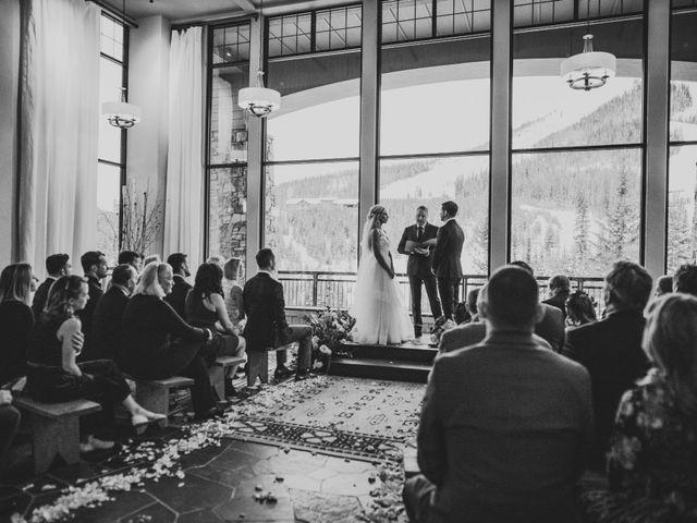 Matt and Cackie's Wedding in Big Sky, Montana 48