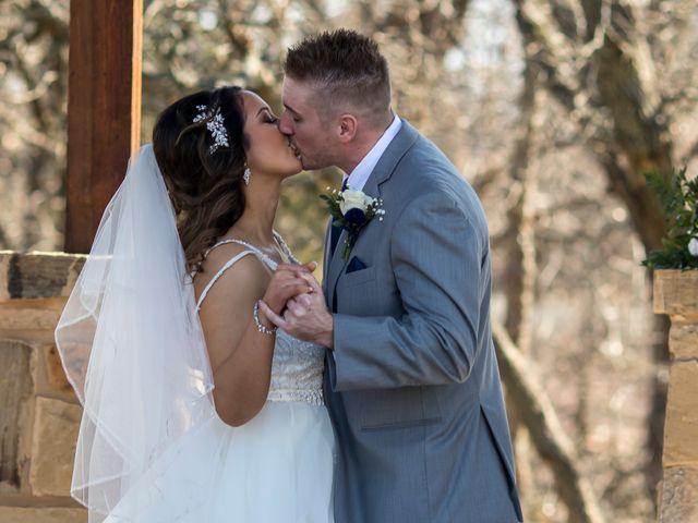 The wedding of Jazmine and Jon