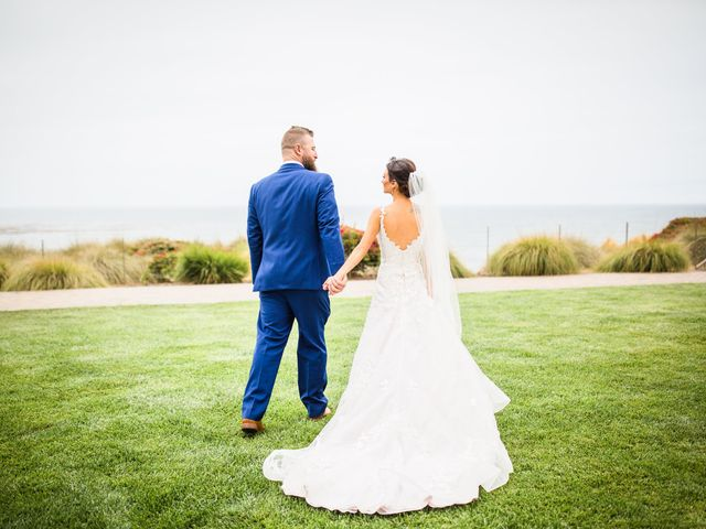 Kimmie and Ben's Wedding in Pismo Beach, California 3