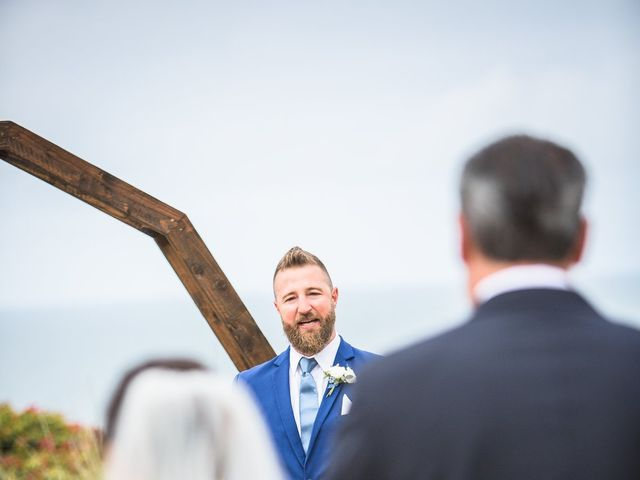 Kimmie and Ben's Wedding in Pismo Beach, California 16