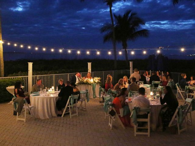 Will and Chrissy's Wedding in Fort Myers Beach, Florida 4