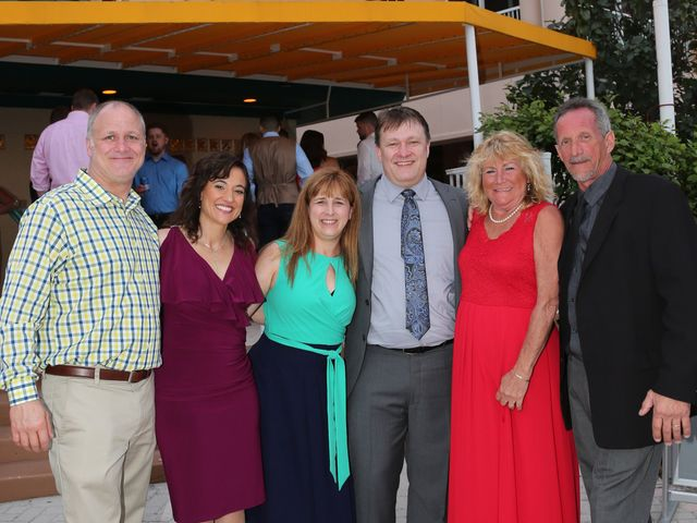 Will and Chrissy's Wedding in Fort Myers Beach, Florida 8