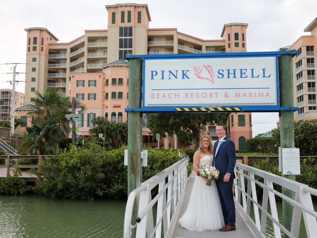 Will and Chrissy's Wedding in Fort Myers Beach, Florida 1