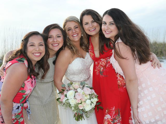 Will and Chrissy's Wedding in Fort Myers Beach, Florida 14