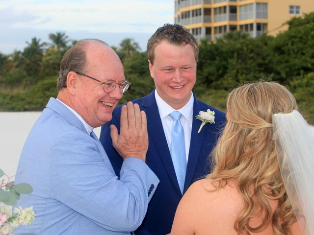 Will and Chrissy's Wedding in Fort Myers Beach, Florida 21