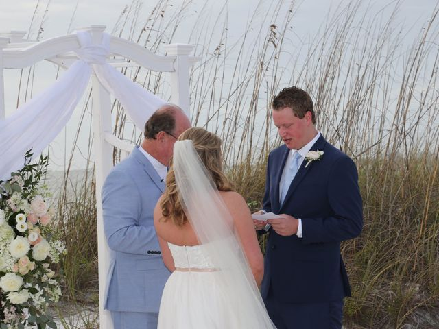 Will and Chrissy's Wedding in Fort Myers Beach, Florida 23