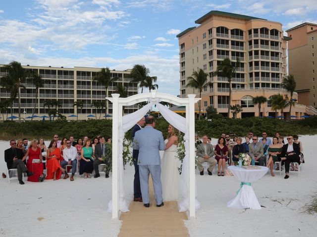 Will and Chrissy's Wedding in Fort Myers Beach, Florida 24