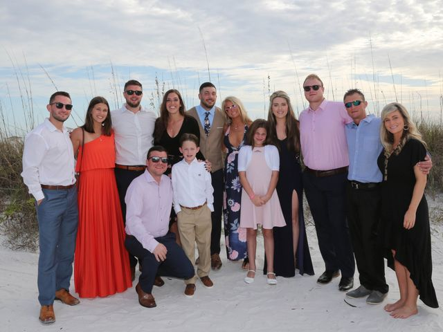 Will and Chrissy's Wedding in Fort Myers Beach, Florida 25