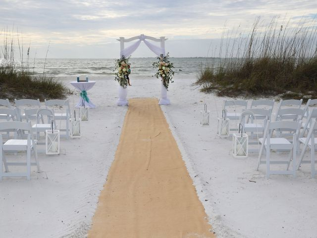 Will and Chrissy's Wedding in Fort Myers Beach, Florida 26