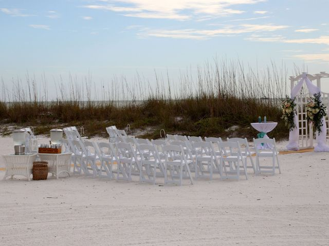 Will and Chrissy's Wedding in Fort Myers Beach, Florida 29