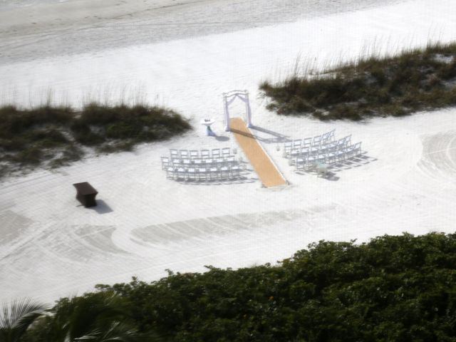 Will and Chrissy's Wedding in Fort Myers Beach, Florida 30