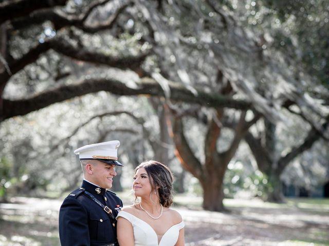 Matt and Daniella's Wedding in New Orleans, Louisiana 3