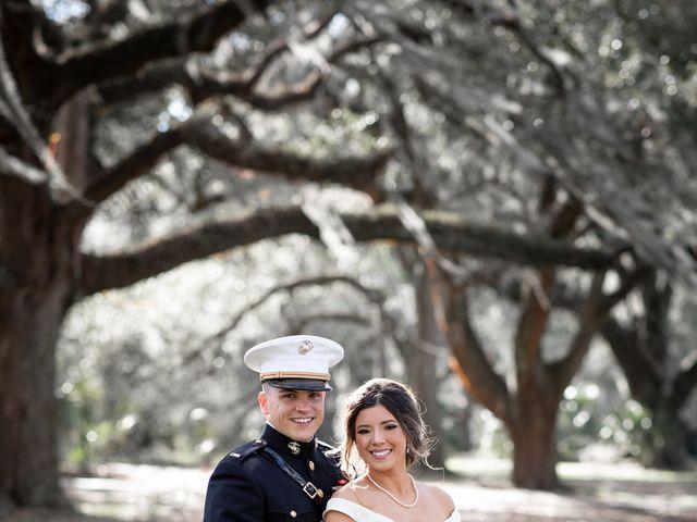 Matt and Daniella's Wedding in New Orleans, Louisiana 4