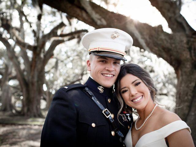Matt and Daniella's Wedding in New Orleans, Louisiana 11