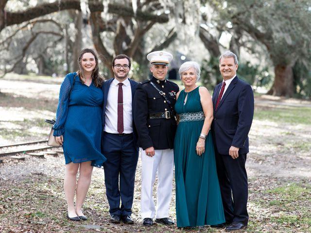 Matt and Daniella's Wedding in New Orleans, Louisiana 13