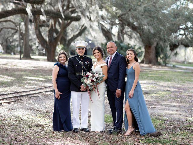 Matt and Daniella's Wedding in New Orleans, Louisiana 14
