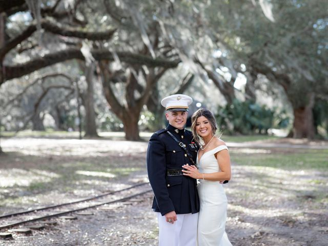 Matt and Daniella's Wedding in New Orleans, Louisiana 15