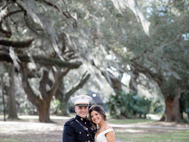 Matt and Daniella's Wedding in New Orleans, Louisiana 16