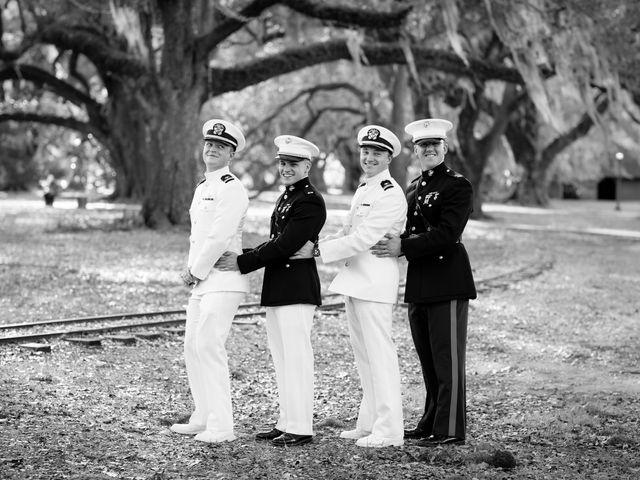 Matt and Daniella's Wedding in New Orleans, Louisiana 17