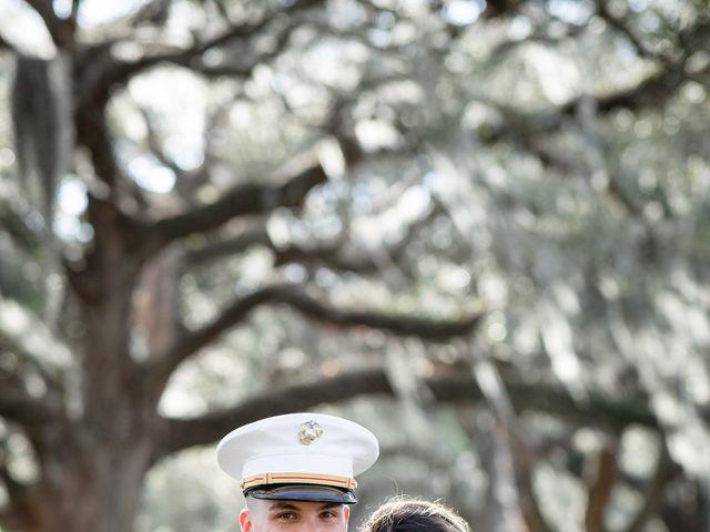 Matt and Daniella's Wedding in New Orleans, Louisiana 18