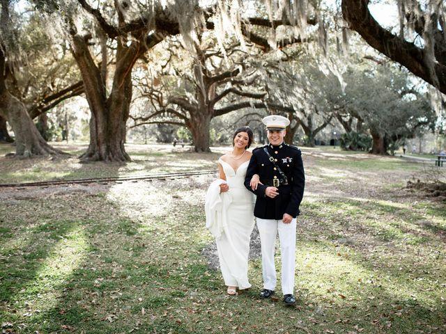 Matt and Daniella's Wedding in New Orleans, Louisiana 20