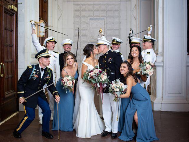Matt and Daniella's Wedding in New Orleans, Louisiana 25