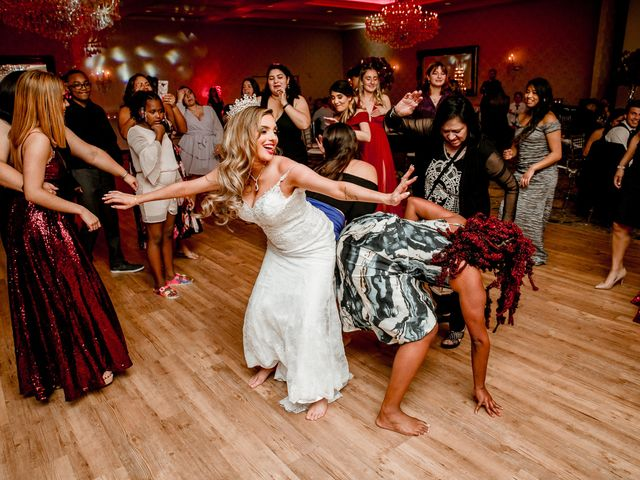 Luke and Julissa's Wedding in Freehold, New Jersey 3