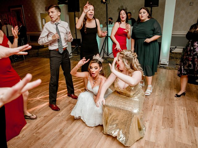 Luke and Julissa's Wedding in Freehold, New Jersey 4