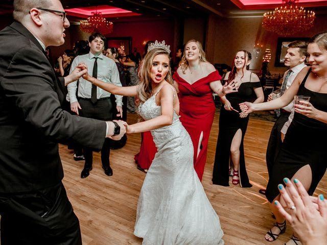 Luke and Julissa's Wedding in Freehold, New Jersey 5