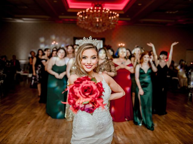 Luke and Julissa's Wedding in Freehold, New Jersey 7