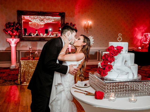 Luke and Julissa's Wedding in Freehold, New Jersey 8